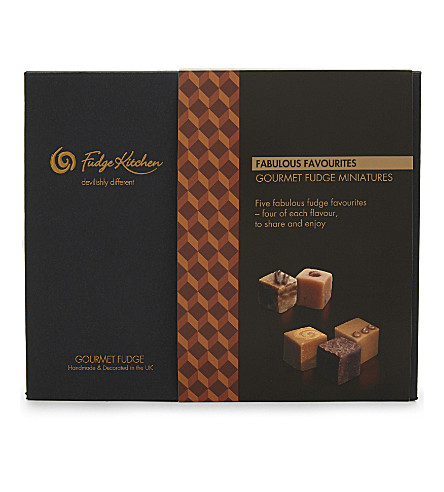 FUDGE KITCHEN Fabulous Favourites collection 450g