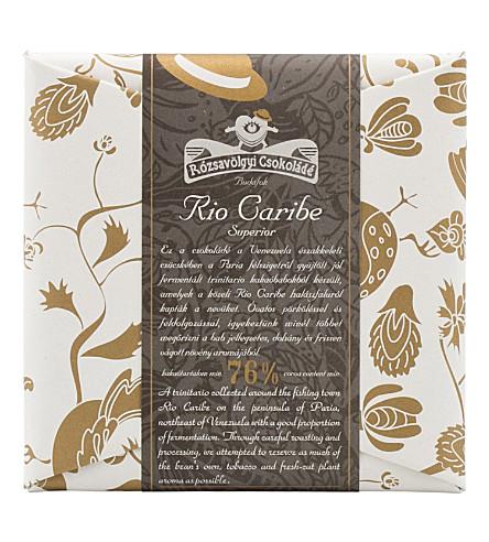 ROZSAVOLGYI Rio Caribe Venezuela dark chocolate bar 70g