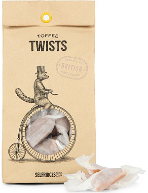 SELFRIDGES SELECTION Toffee Twists