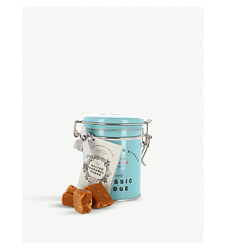 CARTWRIGHT & BUTLER Salted caramel fudge 175g