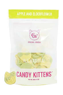 CANDY KITTENS Apple and elderflower gummy sweets 150g
