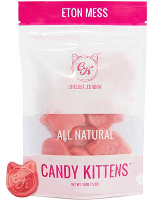 CANDY KITTENS Eton Mess gummy sweets 150g