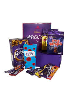 CADBURY Chocolate Sharing hamper