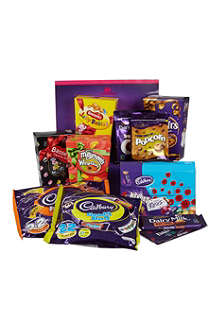 CADBURY Chocolate Deluxe hamper