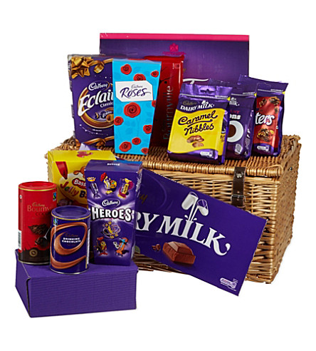 CADBURY Ultimate Chocolate basket