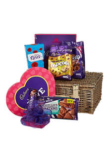 CADBURY Chocolate Love basket