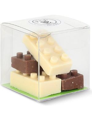 A LITTLE PIECE AND LOVE Build-a-bar chocolate 74g
