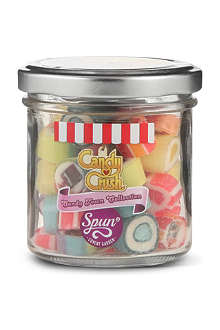 SPUN CANDY Candy Crush Candy Town collection 100g