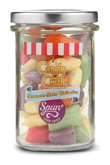 SPUN CANDY Candy Crush Lemonade Lake collection 200g