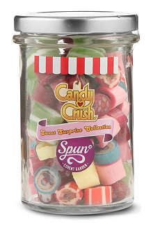 SPUN CANDY Candy Crush Sweet Surprise collection 200g