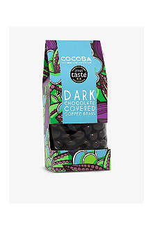 COCOBA Chocolate coffee beans 200g