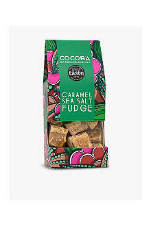 COCOBA Sea salt fudge 200g