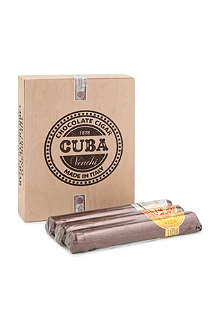 VENCHI Chocolate cigar gift set
