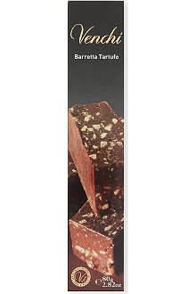 VENCHI Parline truffle chocolate bar 80g