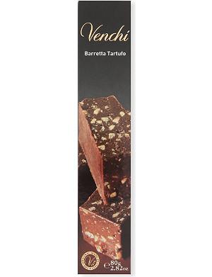 VENCHI Praline truffle chocolate bar 80g