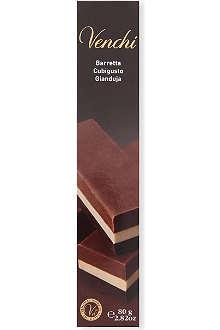 VENCHI Cremino chocolate bar 80g