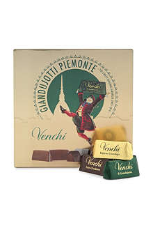 VENCHI Giandujotto chocolate selection box 12 pieces