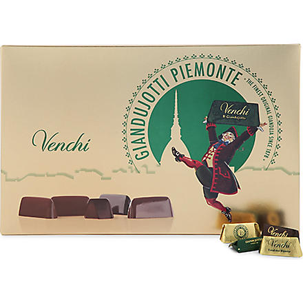 Giandujotto chocolate selection box 24 pieces