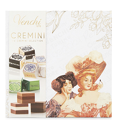 VENCHI Cremini 12-piece selection 130g