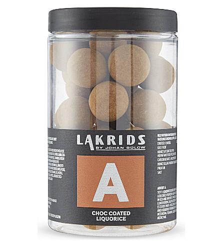 LAKRIDS Liquorice A choc coated liquorice 250g