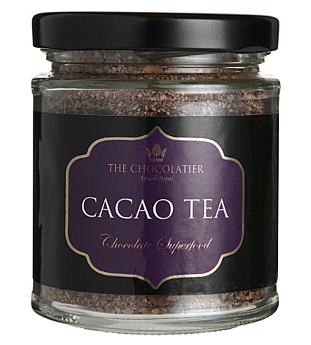 THE CHOCOLATIER Cacao tea 70g