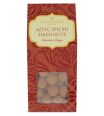 THE CHOCOLATIER Aztec spiced drinking chocolate 120g