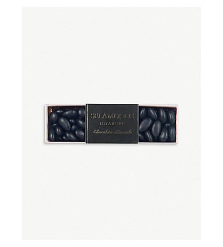 SELAMLIQUE 哑光黑暗巧克力杏仁色250 克