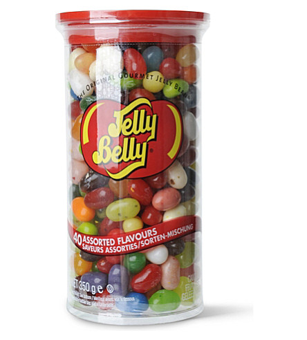 JELLY BELLY 40 flavours can 350g