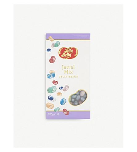 JELLY BELLY 宝石拌果冻豆山墙盒200g