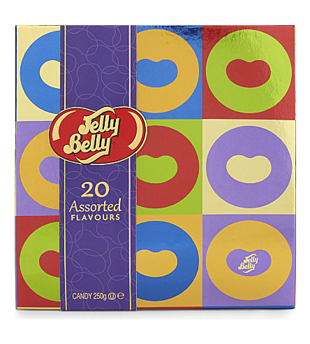 JELLY BELLY Jelly Belly gift box 250g