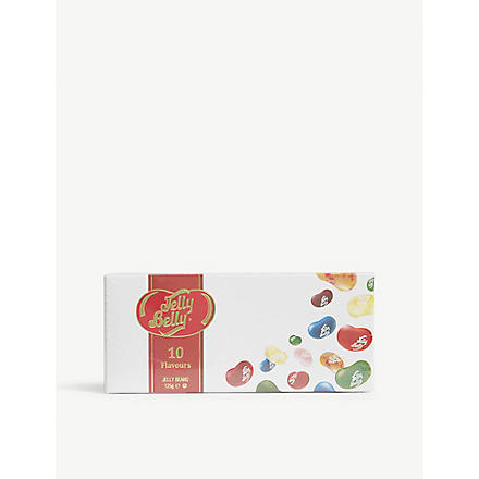 JELLY BELLY 10 flavour gift box 125g