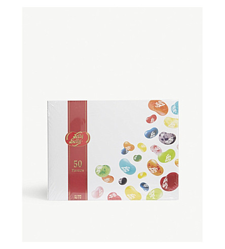 JELLY BELLY Assorted gift box 600g