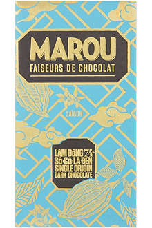 MAROU Single origin 74% dark chocolate 100g