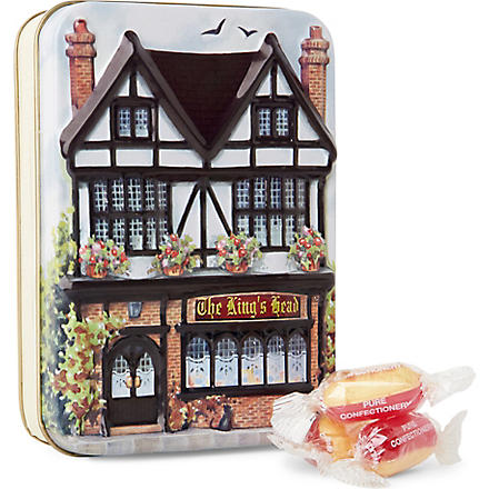 FOSTERS Rhubarb custards country pub gift tin