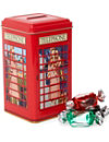 Assorted toffees telephone box gift tin