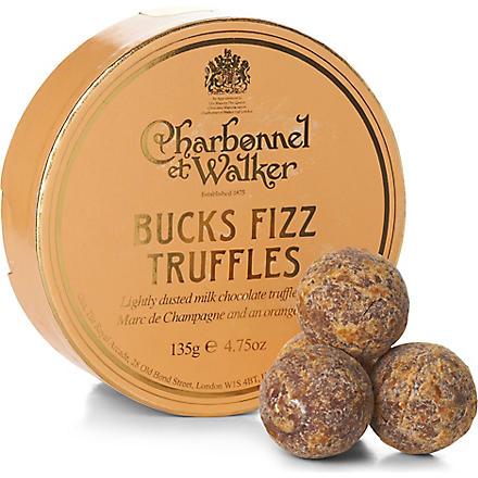 CHARBONNEL ET WALKER Bucks Fizz truffles 135g