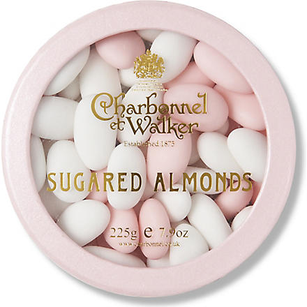CHARBONNEL ET WALKER Sugared almonds