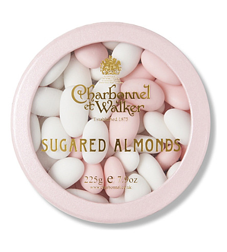 CHARBONNEL ET WALKER Sugared almonds