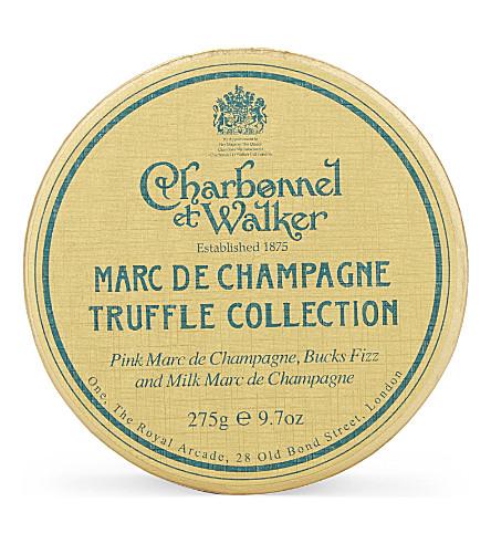 CHARBONNEL ET WALKER Marc de Champagne truffle collection 275g