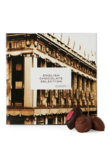 SELFRIDGES SELECTION English chocolate selection 105g