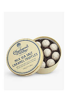 CHARBONNEL ET WALKER Sea Salt Caramel truffles 245g