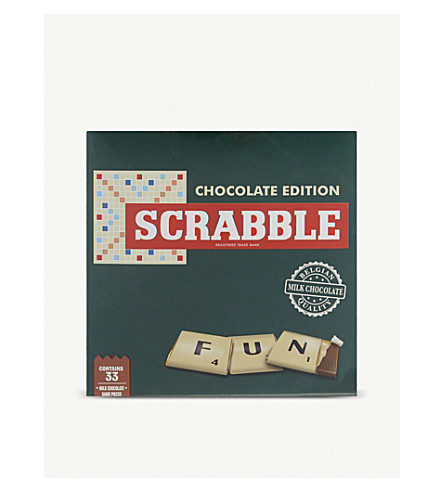 GIM Chocolate Scrabble 170g