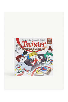 GAMES FOR MOTION Chocolate Twister 144g