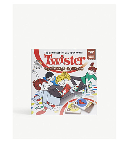 GAMES IN MOTION Chocolate Twister 144g