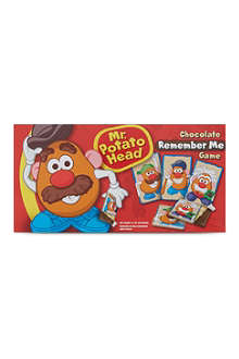 NONE Mr Potato Head chocolate game 90g