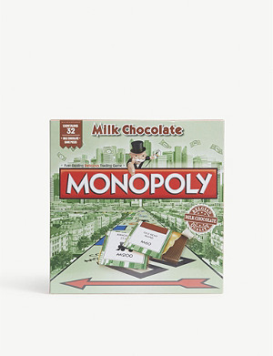 GIM Chocolate Monopoly 160g