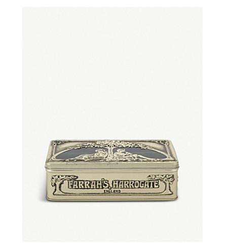 FARRAHS Luxury butter fudge Art Nouveau tin 300g