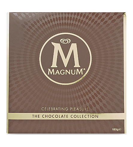 MAGNUM Assorted chocolates 180g