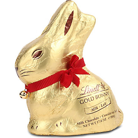 LINDT Gold bunny 500g
