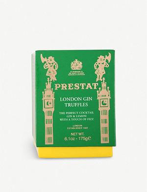 PRESTAT London Gin truffles 175g